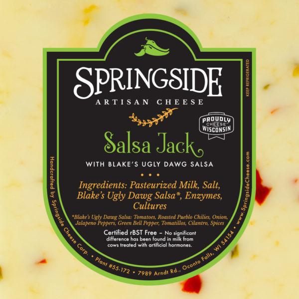 Springside Cheese Salsa Jack
